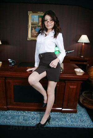 Office Asian Pics