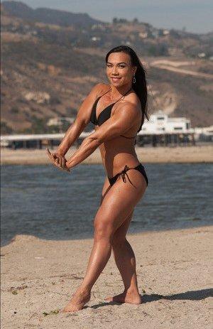Fitness Asian Pics
