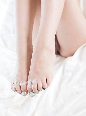 Foot Fetish Asian Pics